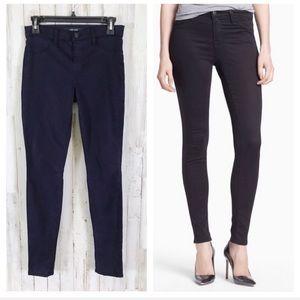 J. Brand Super Skinny pants in blackberry